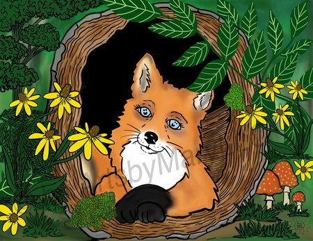 Fern the Fox